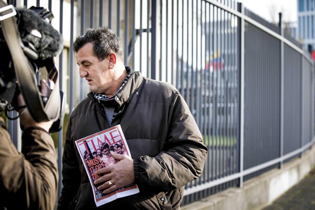 Revista Time La Haya