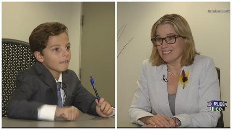 André entrevista a Carmen Yulín Cruz