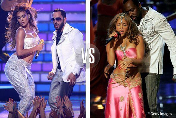 Ambas estrellas han compartido el escenario con talentos del pop y el re...