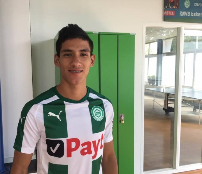 (Eredivisie) - NAC Breda 2-1 Groningen: el mexicano Uriel Antuna fue cit...