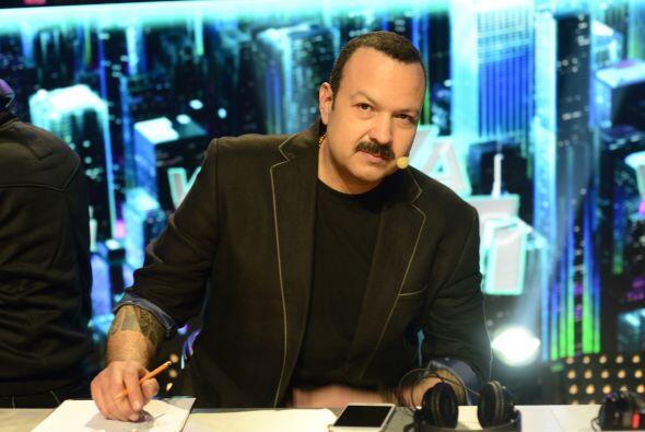 Y esta semana nos acompaña de nuevo el padrino del show, Pepe Aguilar.
