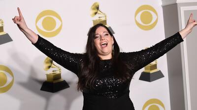 Melissa Salguero Grammy maestra