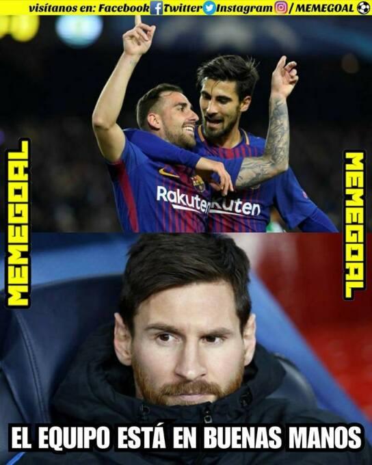 El Atlético se va a Europa League y los memes no se lo perdonaron 243011...