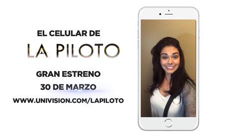 'Yolanda' ya está lista para que entres a 'El celular de La Piloto', no...