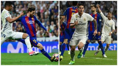 Las claves tácticas del Real Madrid-Barcelona