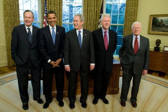 Esta histórica fotografía fue tomada el miércoles 7 de enero de 2009, en...