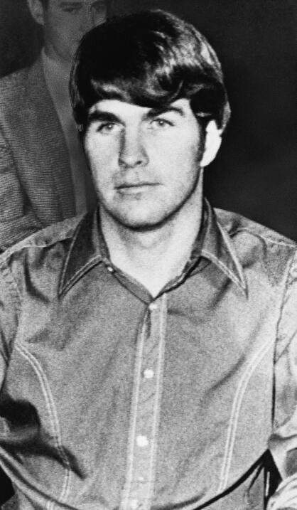 Charles Tex Watson, otro de los acusados por el asesinato de la actriz S...