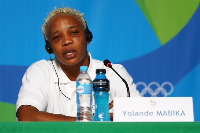 Yolande Bukasa Mabika - Judo - País de origen - República Democrática de...
