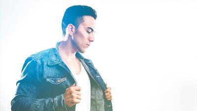El joven DJ desea abrirse paso en el mercado latino.