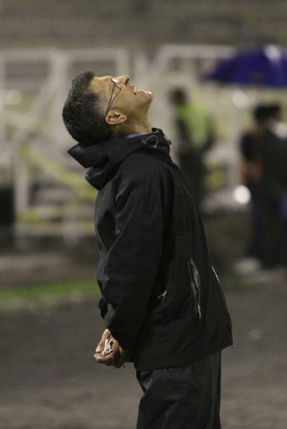 San Luis dedó casi eliminado de la fase de grupos en la Copa Libertadore...