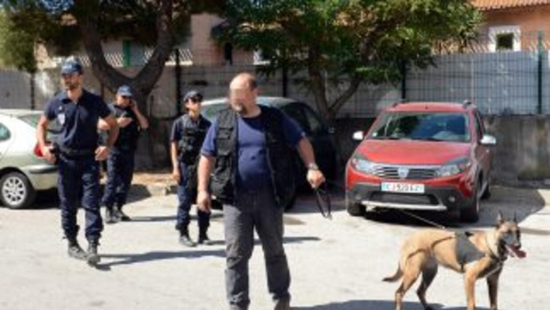 Policía canina