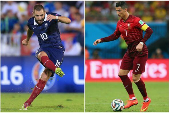 Más tarde Francia jugará un partido amistoso contra Portugal donde se es...