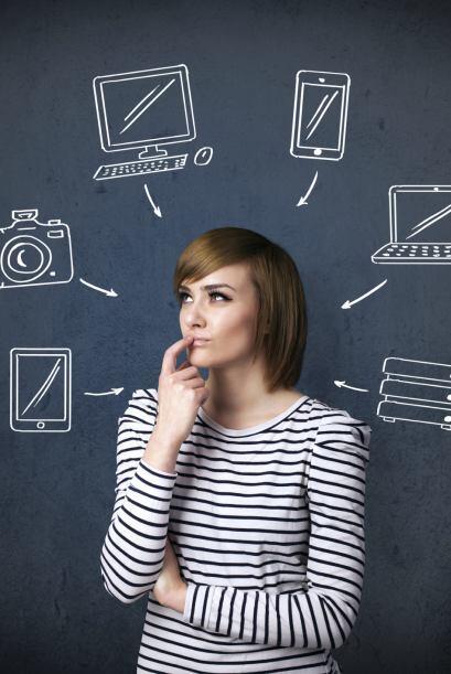 La tecnología no está peleada con ser mujer, al contrario, existen mucho...