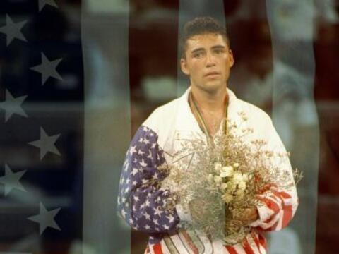 """""""scar De la Hoya nació el 4 de febrero de 1973 en Los &Aacut..."""