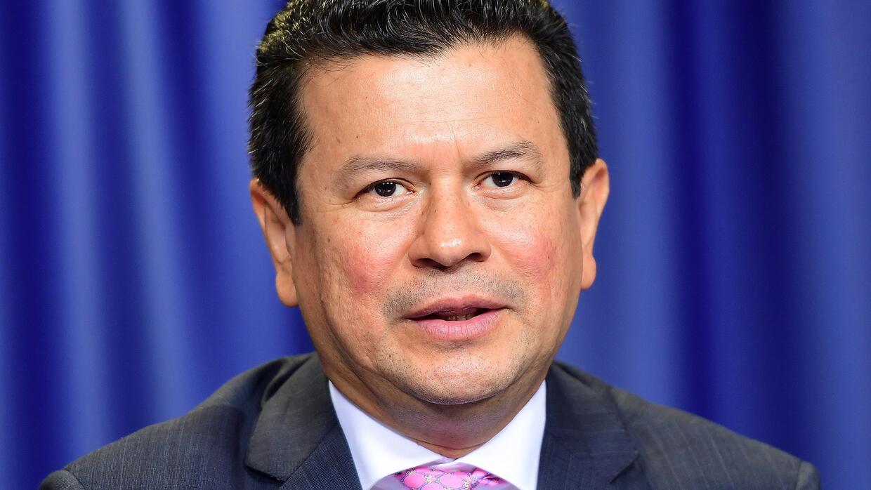 Ministro de Relaciones Exteriores de El Salvador intercede en EEUU por b...
