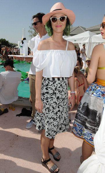 Uno de los 'outfits' que vimos desfilar por este evento, y que nos encan...