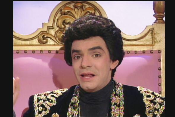 Julio Esteban tiene un show para resolver los problemas amorosos del púb...