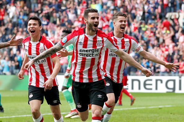 En fotos: Hirving Lozano es campeón de la Eredivisie con el PSV 94652848...