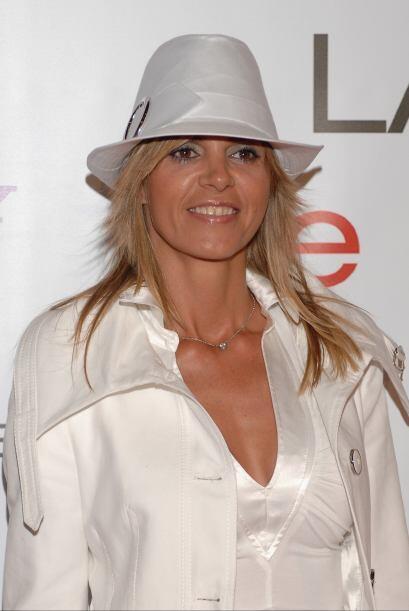 Arancha de Benito es una bella modelo y presentadora de televisión españ...