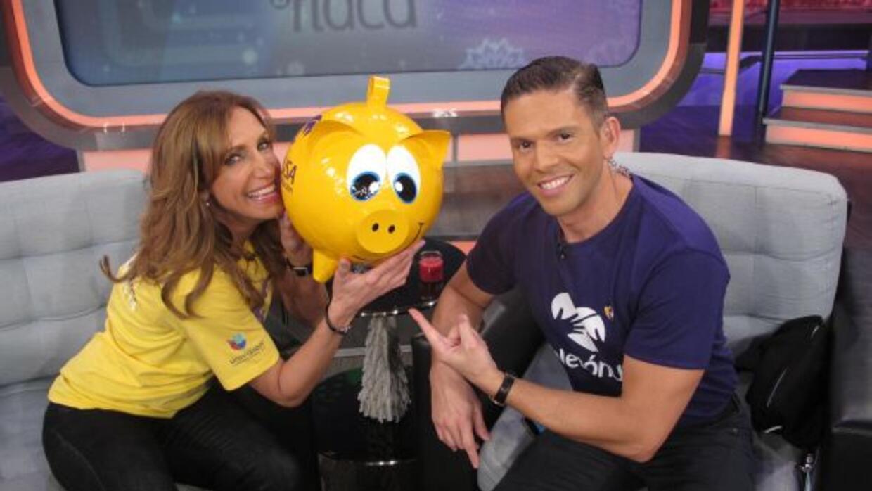 Familia Univision lista para el Teletón USA