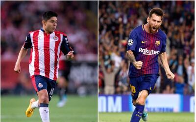 Javier López fue comparado con uno de los mejores jugadores de la...