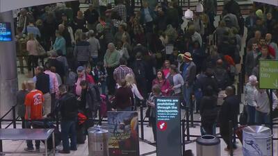 Autoridades de la TSA confirman el paso de un pasajero armado por el Aeropuerto Internacional Hartsfield-Jackson