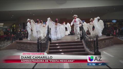 """""""Fiesta Mexicana"""", ballet folklórico con más de treinta años de tradición"""