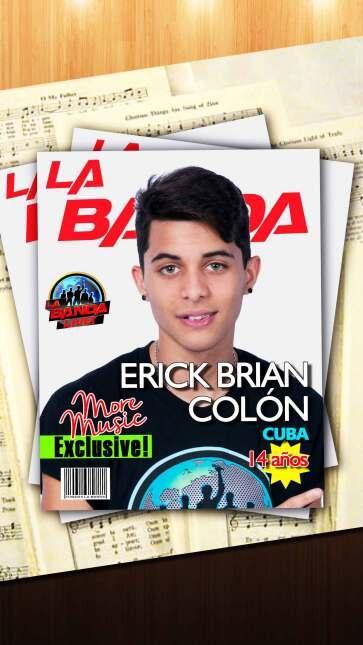 Erick Brian Colón