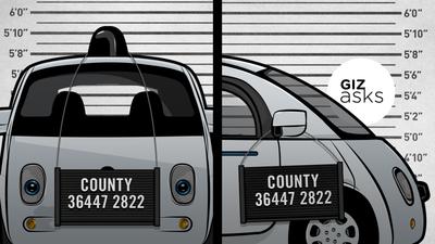 ¿Quién tendrá la culpa cuando un vehículo autónomo arrolle a un peatón?...
