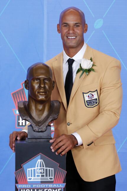 La NFL tiene nuevos 'inmortales' en el Salón de la Fama AP Jason Taylor.jpg