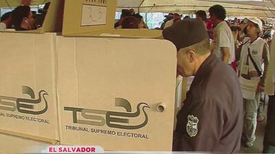 Contienda presidencial muy cerrada en El Salvador