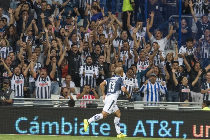 Estadio BBVA Bancomer: 50,721 espectadores