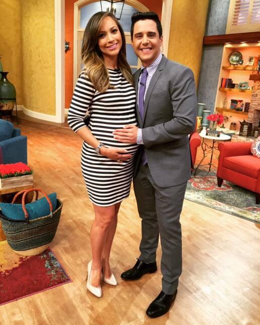 Satcha Pretto embarazo