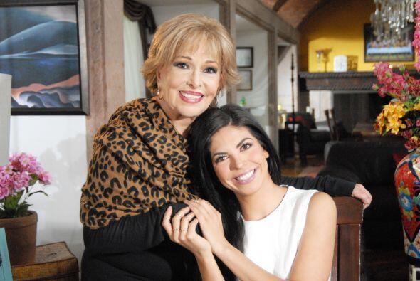 "Justo como su mamá ""Perpétua"", a quien dará vida Luz María Aguilar."