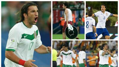 México vs. Portugal, un duelo en el que 'Kikín' Fonseca es el único anotador del 'Tri'