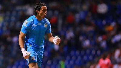 ¡Qué atajadón! José Rodríguez hizo la mejor tapada de la jornada  13 de la Liga MX