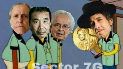 Memes sobre el Premio Nobel de Literatura de Bob Dylan