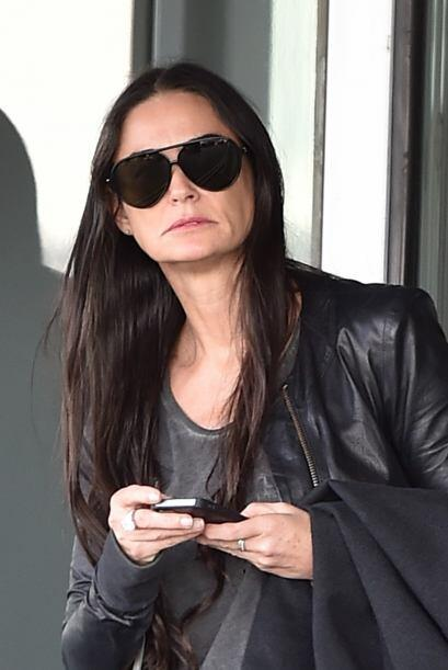 Tallulah es la hija menor de Demi y Bruce Willis.