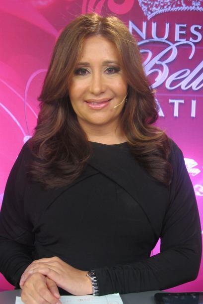 """La reportera de """"El Gordo y la Flaca"""", Jessica Maldonado fue otra de las..."""