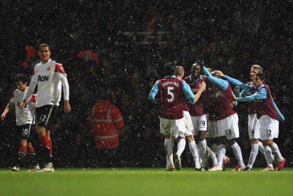 De este modo, el West Ham dejó fuera al Manchester United y avanzó a Sem...