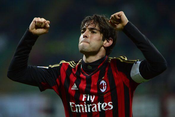 Su calidad lo llevó a jugar con el Milán y después...