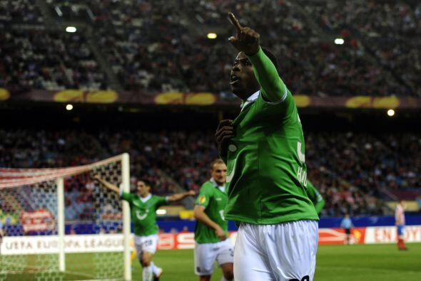 Este atacante senegalés, cedido del Manchester United al club ale...