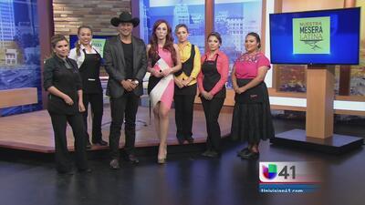 ¡Es hora de elegir a Nuestra Mesera Latina!
