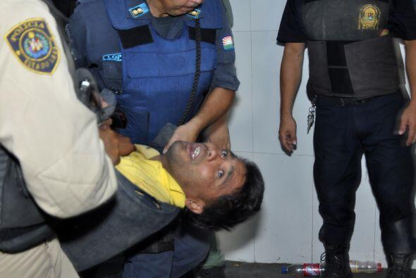 El OVP señaló que la requisa realizada en Uribana, en el e...