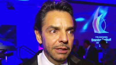 Eugenio Derbez confesó que  Alessandra Rosaldo tiene muchos vómitos por...