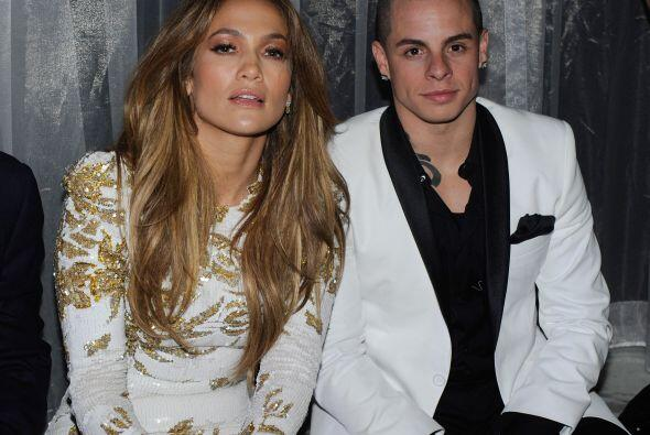 """AMOR BAILARÍN   La pareja de Jennifer Lopez y Casper Smart dijo """"bye"""" a..."""