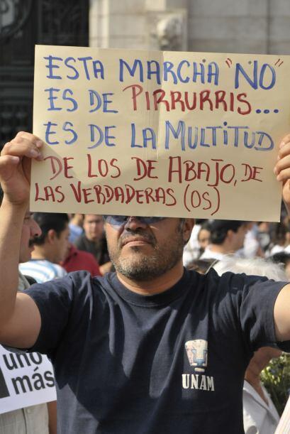 en la ciudad de Toluca, Estado de México, personas procedentes de varios...