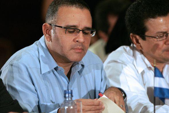 """Tojeira opinó que el gobierno del presidente de izquierda """"n..."""