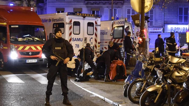 Identifican a uno de los atacantes de París