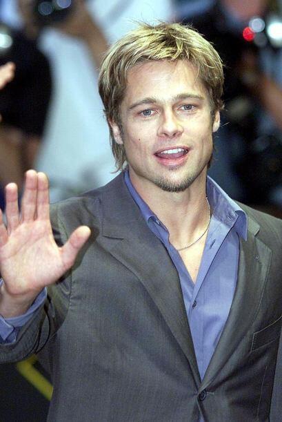 """Brad comenzó a experimentar con su carrera, como la cinta británica """"Sna..."""